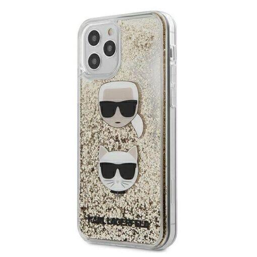iPhone 12 kaaned Karl Lagerfeld silioonist