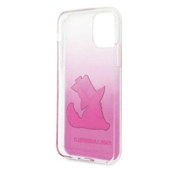 iPhone 12 kaaned plastikust ja silikoonist Karl Lagerfeld 2