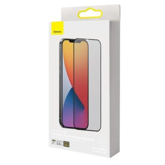 iPhone 12 mini kaitseklaas privaatsusfiltriga täisekraan 0.23mm 2tk 4