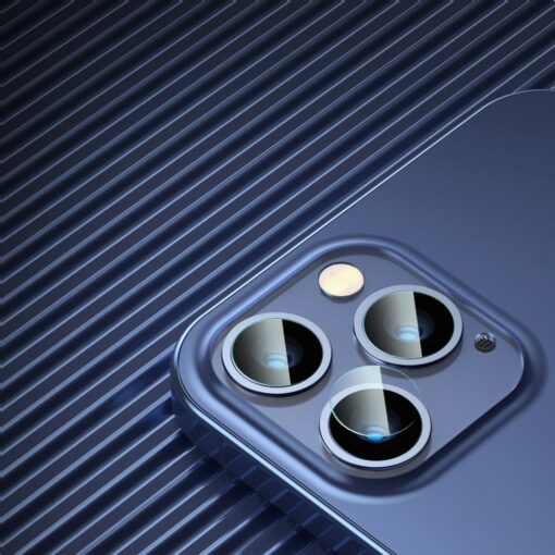 2tk iPhone 12 12 Pro ja 12 Pro Max Baseus kaamera kaitsekile 0.25mm 10