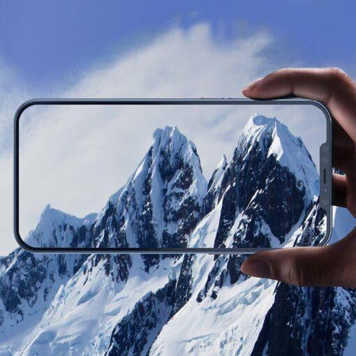 2tk iPhone 12 12 Pro ja 12 Pro Max Baseus kaamera kaitsekile 0.25mm 12