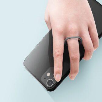 Baseus sõrmehoidja telefonile hall 13