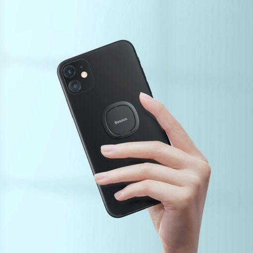Baseus sõrmehoidja telefonile hall 5