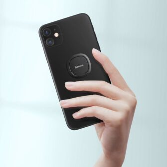 Baseus sõrmehoidja telefonile hall 7