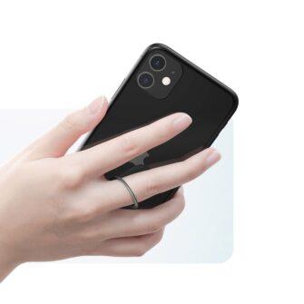 Baseus sõrmehoidja telefonile roosa 14