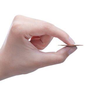 Baseus sõrmehoidja telefonile roosa 3