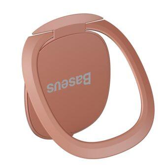 Baseus sõrmehoidja telefonile roosa 4