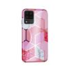 Huawei P40 Lite kaaned silikoonist Cosmo Marble 1