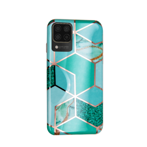 Huawei P40 Lite kaaned silikoonist Cosmo Marble 2