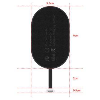Juhtmevaba laadimise vastuvotja iPhone lightning laadimispesale Baseus WXTE A01 1