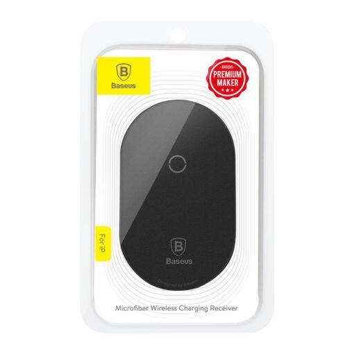 Juhtmevaba laadimise vastuvotja iPhone lightning laadimispesale Baseus WXTE A01 10