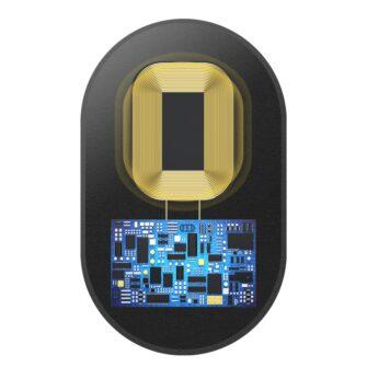 Juhtmevaba laadimise vastuvotja iPhone lightning laadimispesale Baseus WXTE A01 4