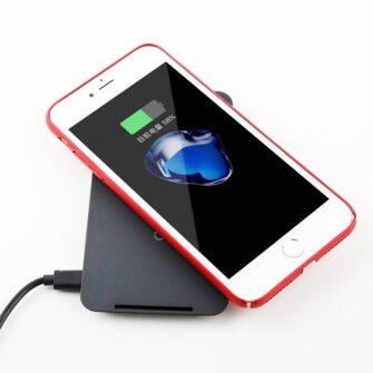 Juhtmevaba laadimise vastuvotja iPhone lightning laadimispesale Baseus WXTE A01 8