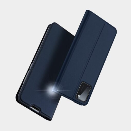 Samsung A41 kaaned Dux Ducis Skin Pro Bookcase kuldne 13