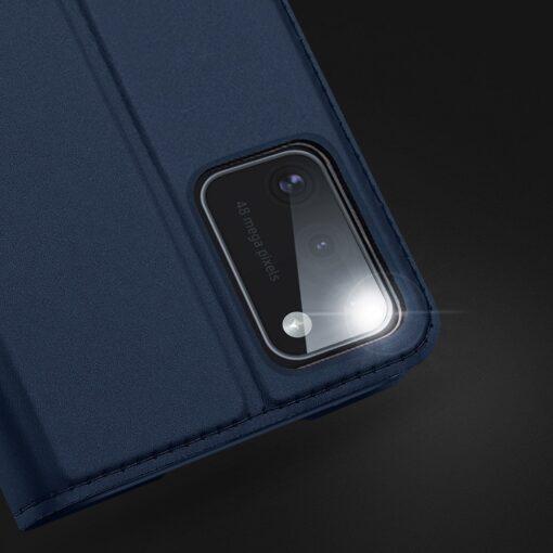 Samsung A41 kaaned Dux Ducis Skin Pro Bookcase kuldne 15