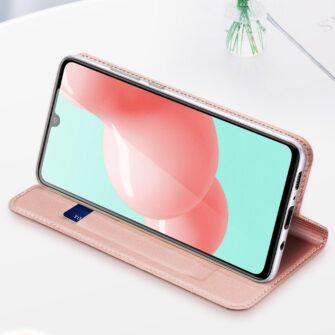 Samsung A41 kaaned Dux Ducis Skin Pro Bookcase kuldne 17