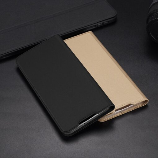 Samsung A41 kaaned Dux Ducis Skin Pro Bookcase kuldne 19