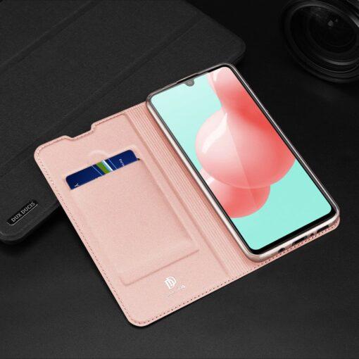 Samsung A41 kaaned Dux Ducis Skin Pro Bookcase kuldne 22