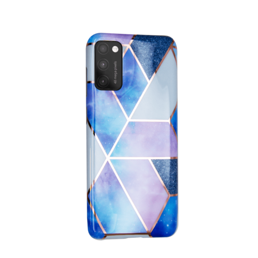 Samsung A41 kaaned silikoonist Cosmo Marble 3