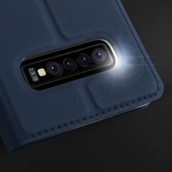 Samsung S10 Plus kaaned Dux Ducis Skin Pro Bookcase must 11