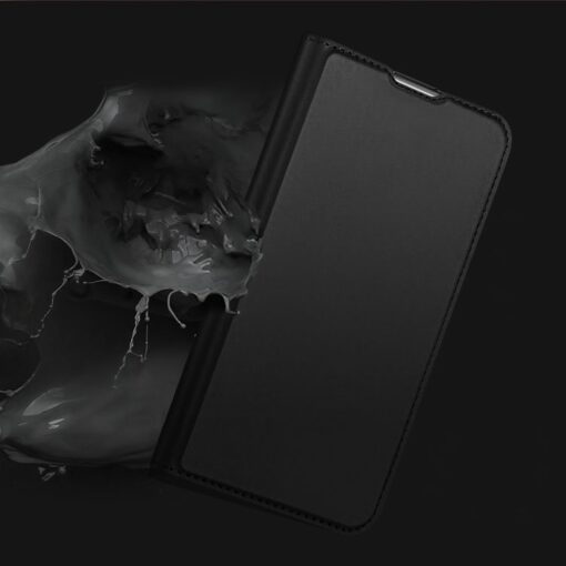 Samsung S10 Plus kaaned Dux Ducis Skin Pro Bookcase roosa 7