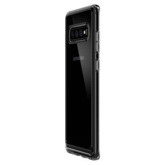 Samsung S10 Spigen Ultra Hybrid S10 Crystal Clear 4