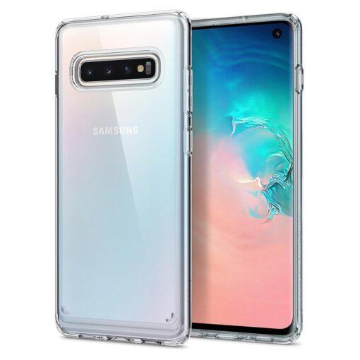 Samsung S10 Spigen Ultra Hybrid S10 Crystal Clear