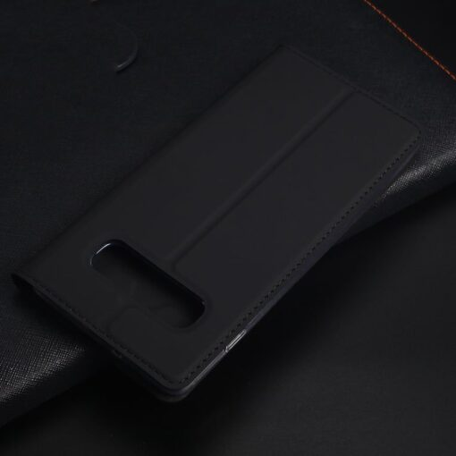 Samsung S10 kaaned Dux Ducis Skin Pro Bookcase must 17
