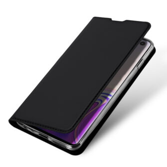 Samsung S10 kaaned Dux Ducis Skin Pro Bookcase must 3