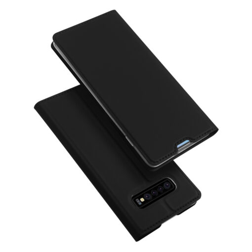 Samsung S10 kaaned Dux Ducis Skin Pro Bookcase must