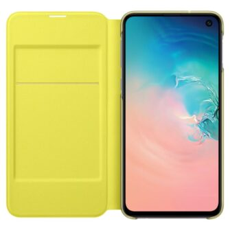 Samsung S10e LED View Cover kaaned EF NG970PWEGWW valge 4