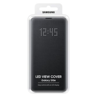 Samsung S10e LED View Cover kaaned EF NG970PWEGWW valge 5