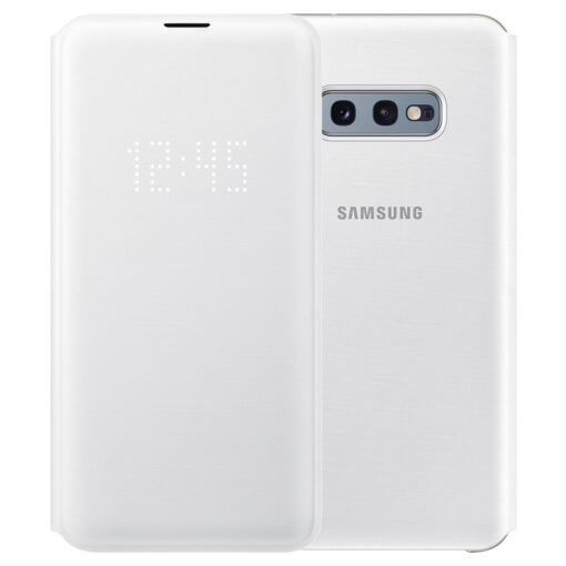Samsung S10e LED View Cover kaaned EF NG970PWEGWW valge
