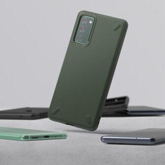 Samsung S20 FE Ringke Onyx tugev silikoonist umbris mustOXSG0022 4