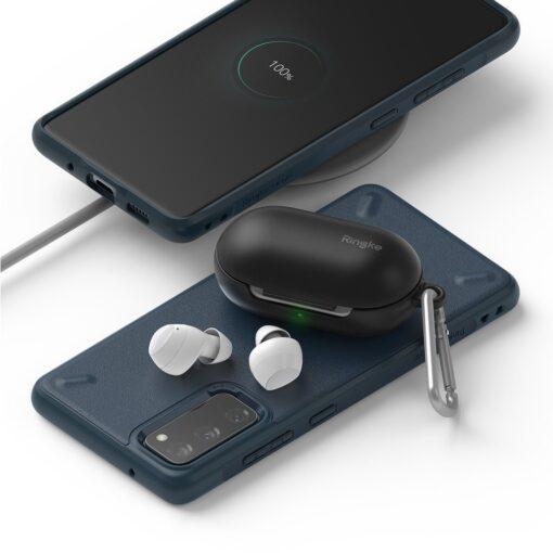 Samsung S20 FE Ringke Onyx tugev silikoonist umbris mustOXSG0022 6