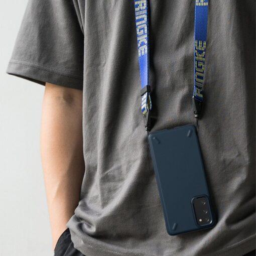 Samsung S20 FE Ringke Onyx tugev silikoonist umbris roheline OXSG0024 2