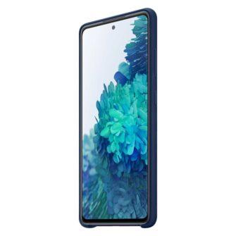 Samsung S20 FE Silikoonumbris sinine EF PG780TNEGEU 2
