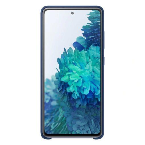 Samsung S20 FE Silikoonumbris sinine EF PG780TNEGEU 3