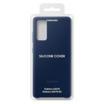 Samsung S20 FE Silikoonumbris sinine EF PG780TNEGEU 4