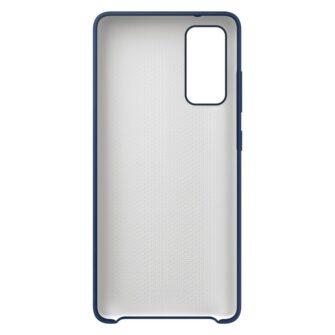 Samsung S20 FE Silikoonumbris sinine EF PG780TNEGEU 5