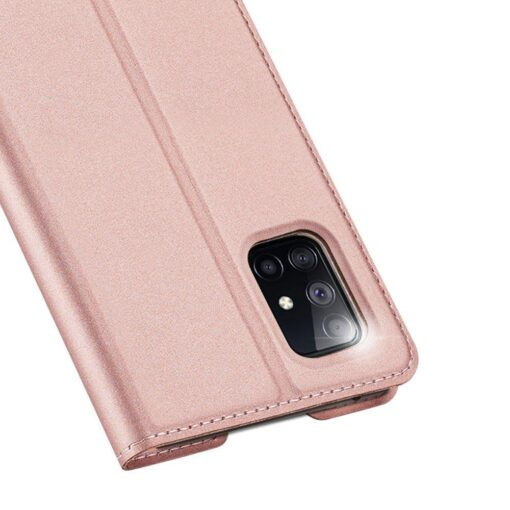 Samsung S20 FE kaaned Dux Ducis Skin Pro Bookcase roosa 2