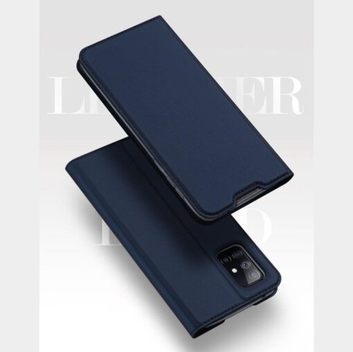 Samsung S20 FE kaaned Dux Ducis Skin Pro Bookcase roosa 8