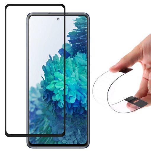 Samsung S20 FE kaitseklaas Hybrid Nano