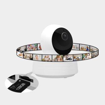 Sonoff kaamera juhtmevaba Wi Fi IP turvakaamera FULL HD 1080p GK 200MP2 B 10