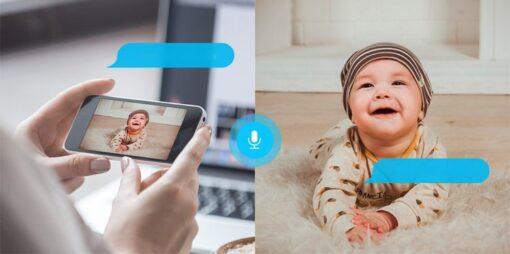 Sonoff kaamera juhtmevaba Wi Fi IP turvakaamera FULL HD 1080p GK 200MP2 B 14