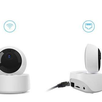 Sonoff kaamera juhtmevaba Wi Fi IP turvakaamera FULL HD 1080p GK 200MP2 B 15
