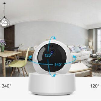 Sonoff kaamera juhtmevaba Wi Fi IP turvakaamera FULL HD 1080p GK 200MP2 B 4