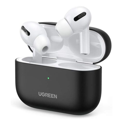 Ugreen Silica Gel AirPods Pro Case umbris kaaned must 80513