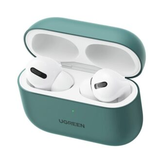 Ugreen Silica Gel AirPods Pro Case umbris kaaned roheline 80514 1