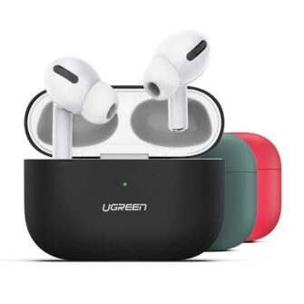 Ugreen Silica Gel AirPods Pro Case umbris kaaned roheline 80514 14